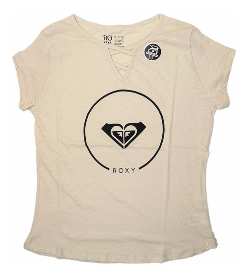 Remera Roxy Mc Bobby Twist Essential 38202001 Cbe