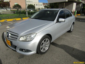 Mercedes Benz Clase C 180 Cgi Mt 1600cc Aa