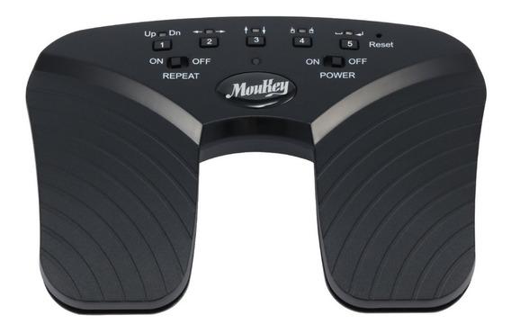 Pedal Para Tablets iPad Moukey Avança Páginas Promoção