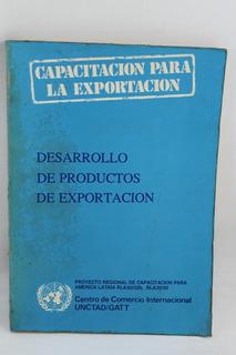 L3215 Comercio Int -- Desarrollo De Productos De Exportacion