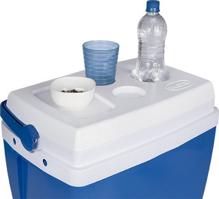 Caixa Térmica 34l Azul