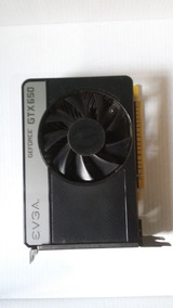 Placa De Vídeo Evga Gtx 650 1gb