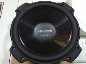 Subwoofer Kenwood Excelon Kfc-xw120 400w 12 Polegadas
