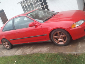 Honda Civic 1.6 Coupe Ex Vti 1993