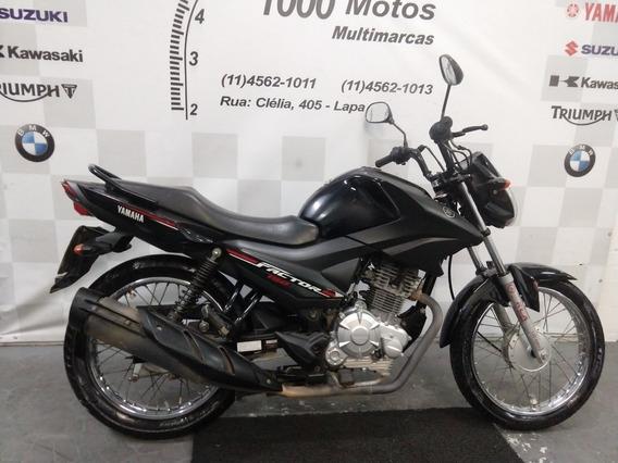 Yamaha Ybr 150 Factor E 2016 Otimo Estado Aceito Moto