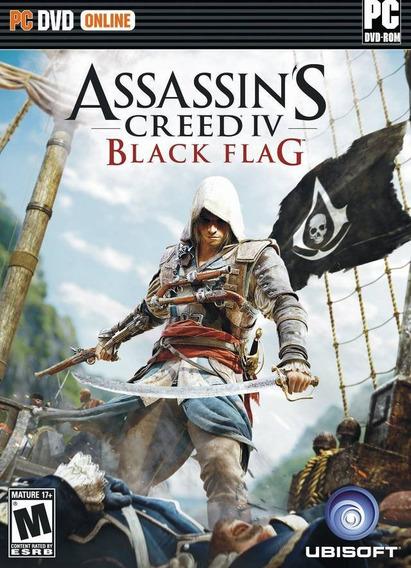 Pc - Assassins Creed Iv Black Flag