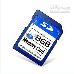 Cartão Memória Sd 8 Gb Alta Veloc