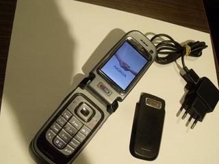 Celular Nokia 6267 Rm210 Apenas Chip Tim