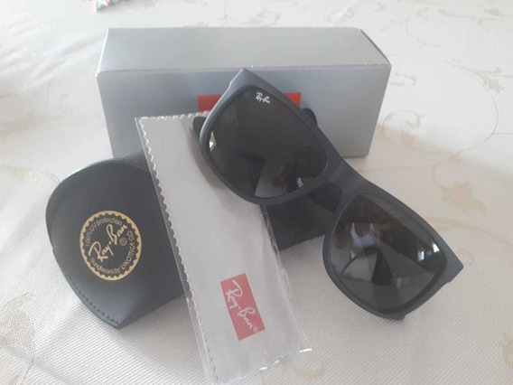 Kit Oculos Ray Ban Justin E Hexagonal Ferrari