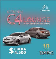 Citroen C4 Lounge 0km Cuotas 4500$..03