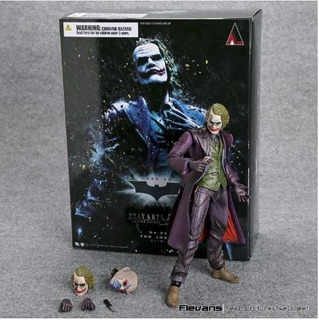 Joker - Figura De Acción Playarts Kai Increible!!!!