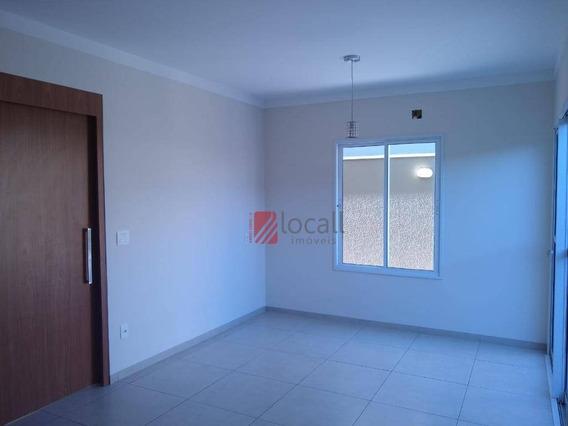 Casa Com 3 Dormitórios Para Alugar, 93 M² Por R$ 2.200,00/mês - Village Imperial Residence - São José Do Rio Preto/sp - Ca2368