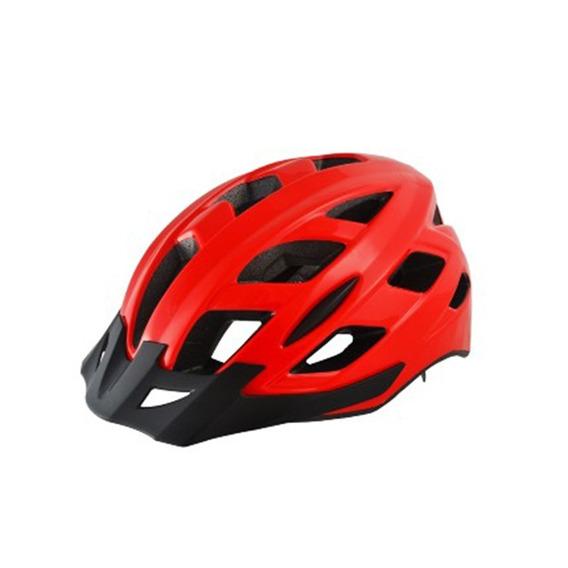 Capacete Para Ciclismo Átrio Bi104 Led 2 Vermelho M
