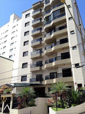 Apartamento 2 Dormitórios Em Praia Grande-sp Lado Praia - V200