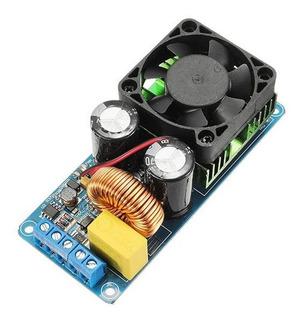 Modulo Amplificador Audio Mono Irs2092 S 500w Rms - 58 A 70v