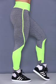 Roupa Para Malhar - Calça Legging Cor Lisa Fitness - Suplex