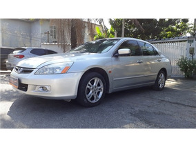 Honda Accord 3.0 Ex Sedan V6 24v Gasolina 4p Automático