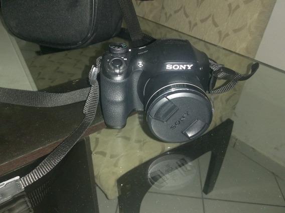 Câmera Fotográfica Sony Dsc - H300