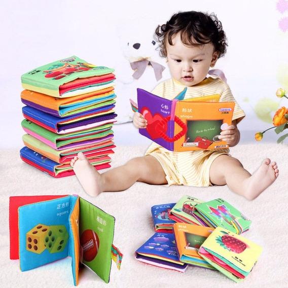 Livro Almofada Para Bebes - Novo