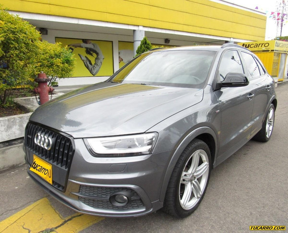 Audi Q3 Sline 2.0 Turbo At 4x4