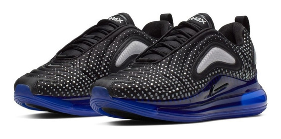 Zapatillas Nike Air Max 720 Black Pixel