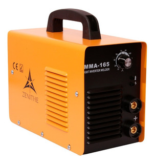 Máquina De Solda Inversora Mma 165 - Bivolt - Zenithe