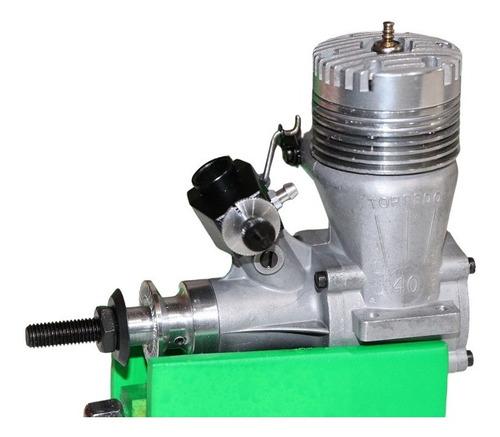 Imagem 1 de 9 de Motor  K & B 40 R / C Series  70 F , E S P E T A C U L A R !