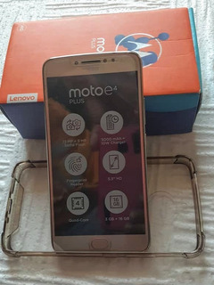Motorola E4 Plus 3gb Ram Dual Sim