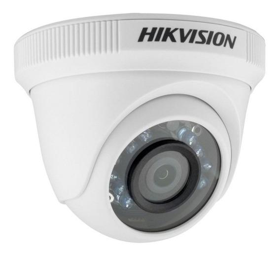 Cámara Hikvision Domo (turret) Ds 2ce56d0t Irf 1080p