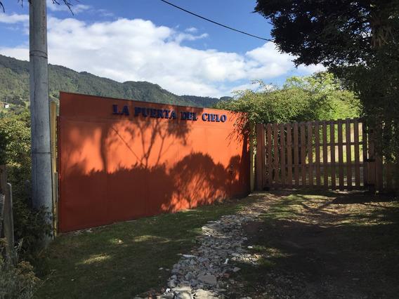 Se Vende Terreno La Calera Area 9.000m2 Bogota