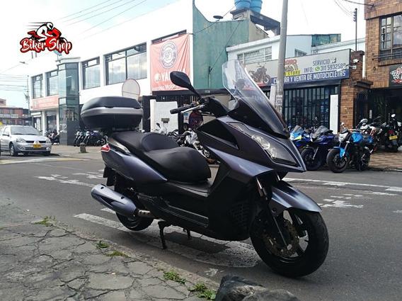 Kymco Downtown 300 I Modelo 2015 Excelente Estado Biker Shop