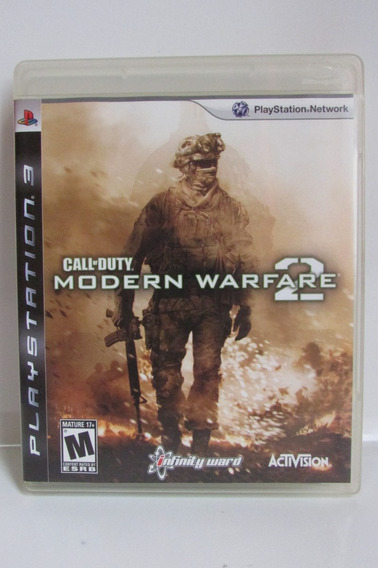 Call Of Duty Modern Warfare 2 - Game Play 3 Original Complet