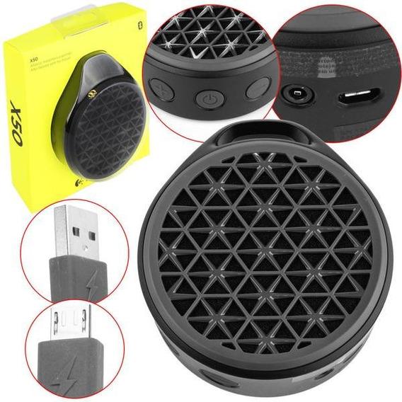 Caixa De Som Bluetooth Logitech X50 Cinza