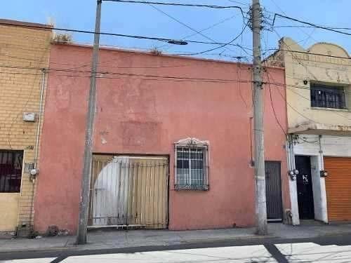 Casa Antigua Remodelar Zona Obregon Cerca San Juan De Dios