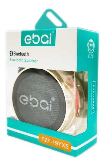 Caixinha Som Bluetooth Ebai Mini Speaker 3w Portátil