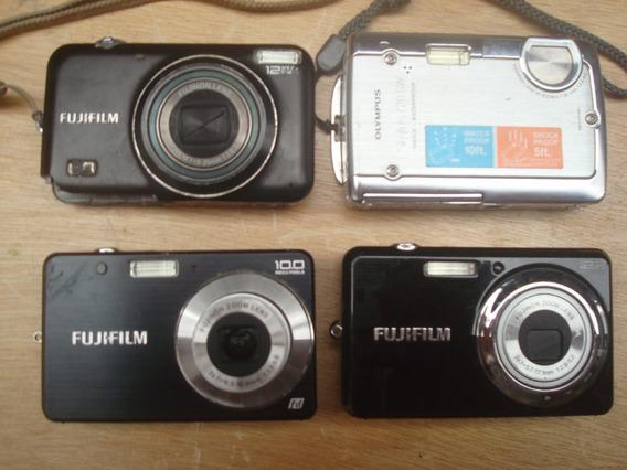 Câmeras Digitais Com Defeito Lote