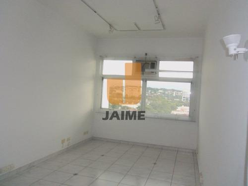 Conj. Comercial Para Locação No Bairro Pinheiros Em São Paulo - Cod: Ja4063 - Ja4063