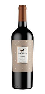 Vino La Celia Reserva Malbec - Bodega Finca La Celia