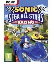 Jogo Sonic & Sega All-stars Racing Pra Pc Lacrado E Original