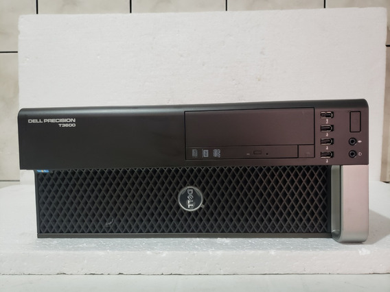 Dell Precision Workstation T3600 Xeon Quad 16gb