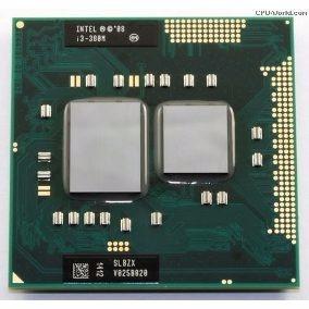 Processador Intel I3-380m Slbzx Para Notebook Usado