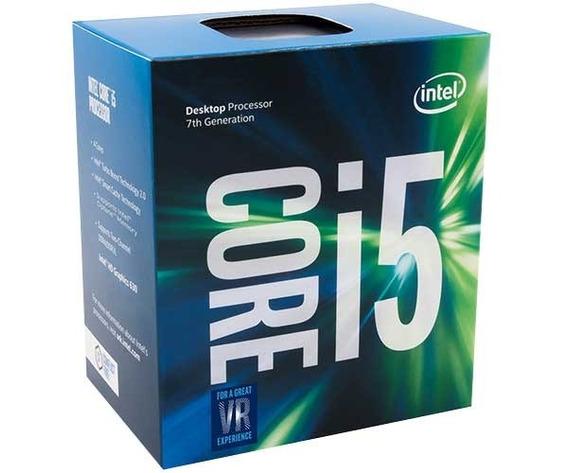 Processador Intel Core I5-7400 7ª Ger. / 3.0ghz / Lga 1151