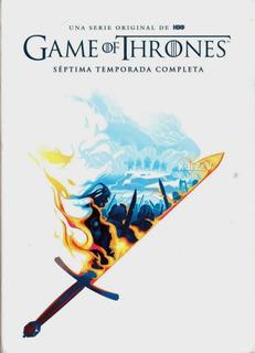 Game Of Thrones Juego Tronos Temporada 7 Nueva Edicion Dvd