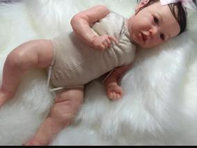 Corpo Pra Bebe Reborn Saskia