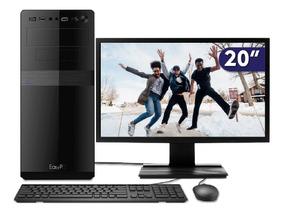 Computador Intel Core I5 8gb 500gb Led 19.5 Easypc