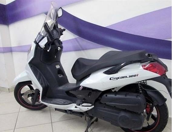 Dafra Citycom 300 Ano:2014 Cod:006