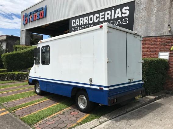 Vanette Chevrolet 2001 Ideal Para Food Trucks