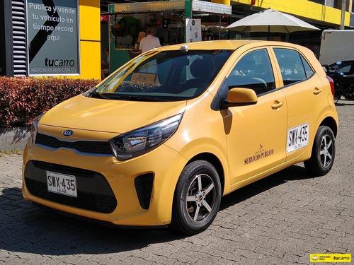 Kia Picanto Taxi Ecotaxi