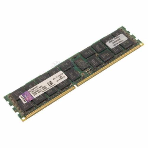 Memoria Kingston Ecc Ddr3 16gb Pc3l-10600r  Kth-pl313lv/16g