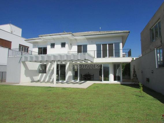 Ótima Casa Em Condomínio Na Granja Viana. Vintage - Ca16565